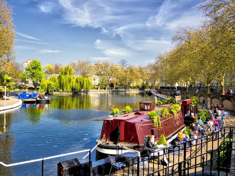 Quick London Guides: Things to Do in Paddington