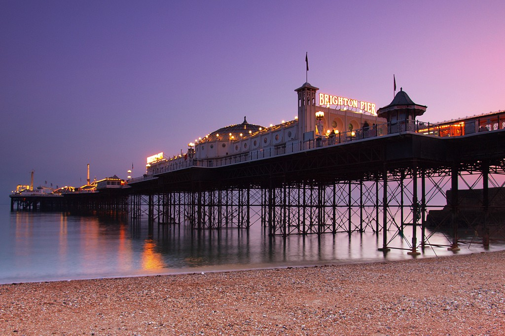 Quick City Guides: Things to Do in Brighton