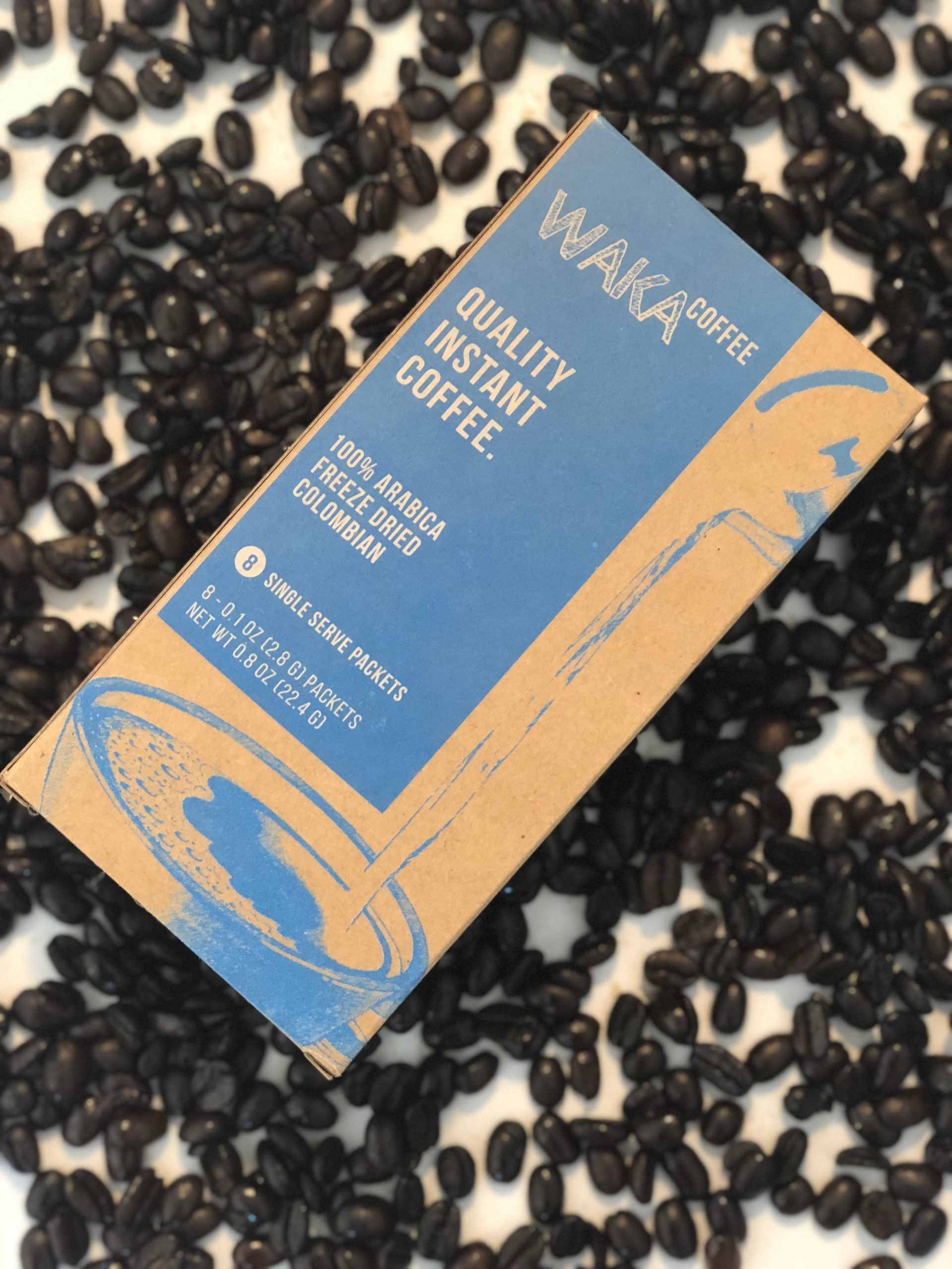 Weekly Product Spotlight: Waka Coffee – Instant Coffee for Frequent Travellers!