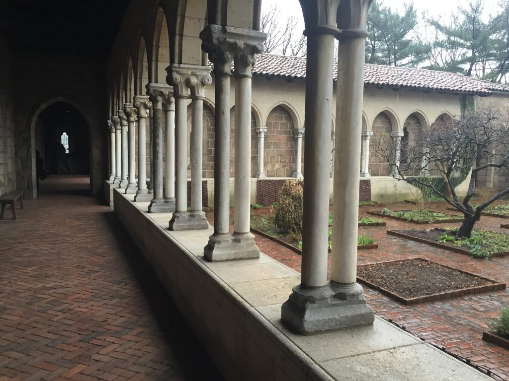 non touristy things to do in nyc - cloisters