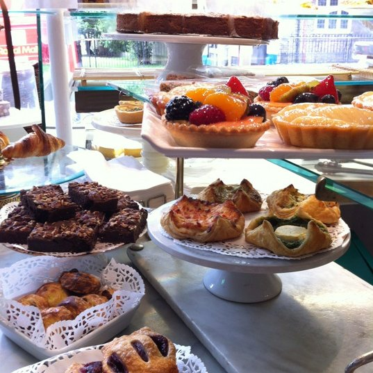 kings cross restaurants -  patisserie deux amis