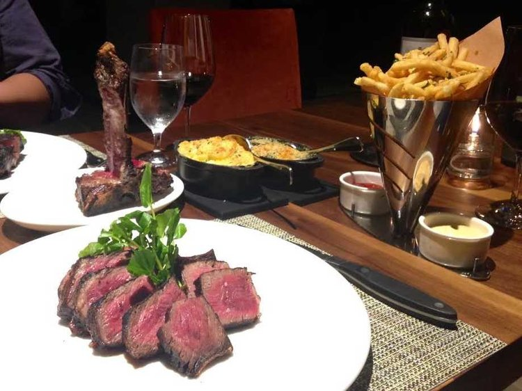 best steakhouse in nyc - Charlie Palmer