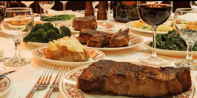 best steakhouse in nyc - sparks steak house