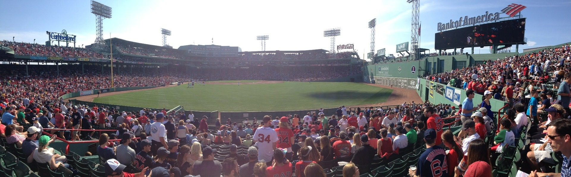 Fenway Park Bag Policy and Luggage Storage