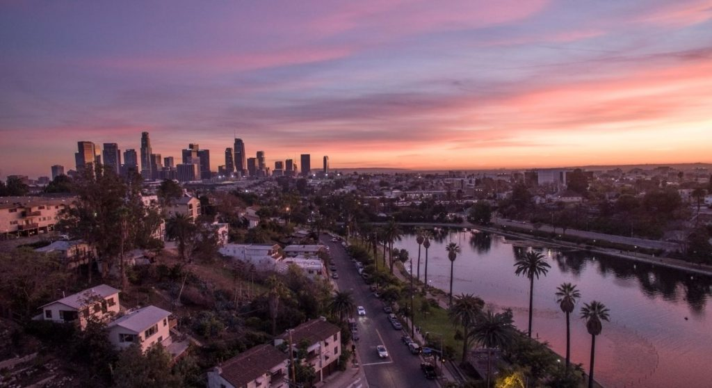 where to stay in los angeles - dtla