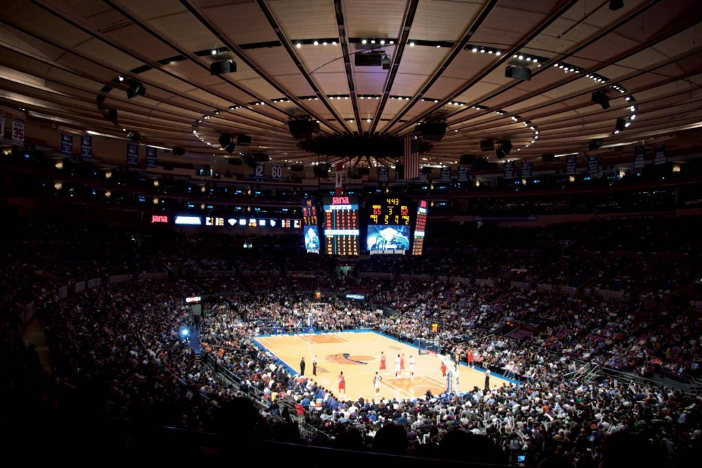 madison square garden bag policy