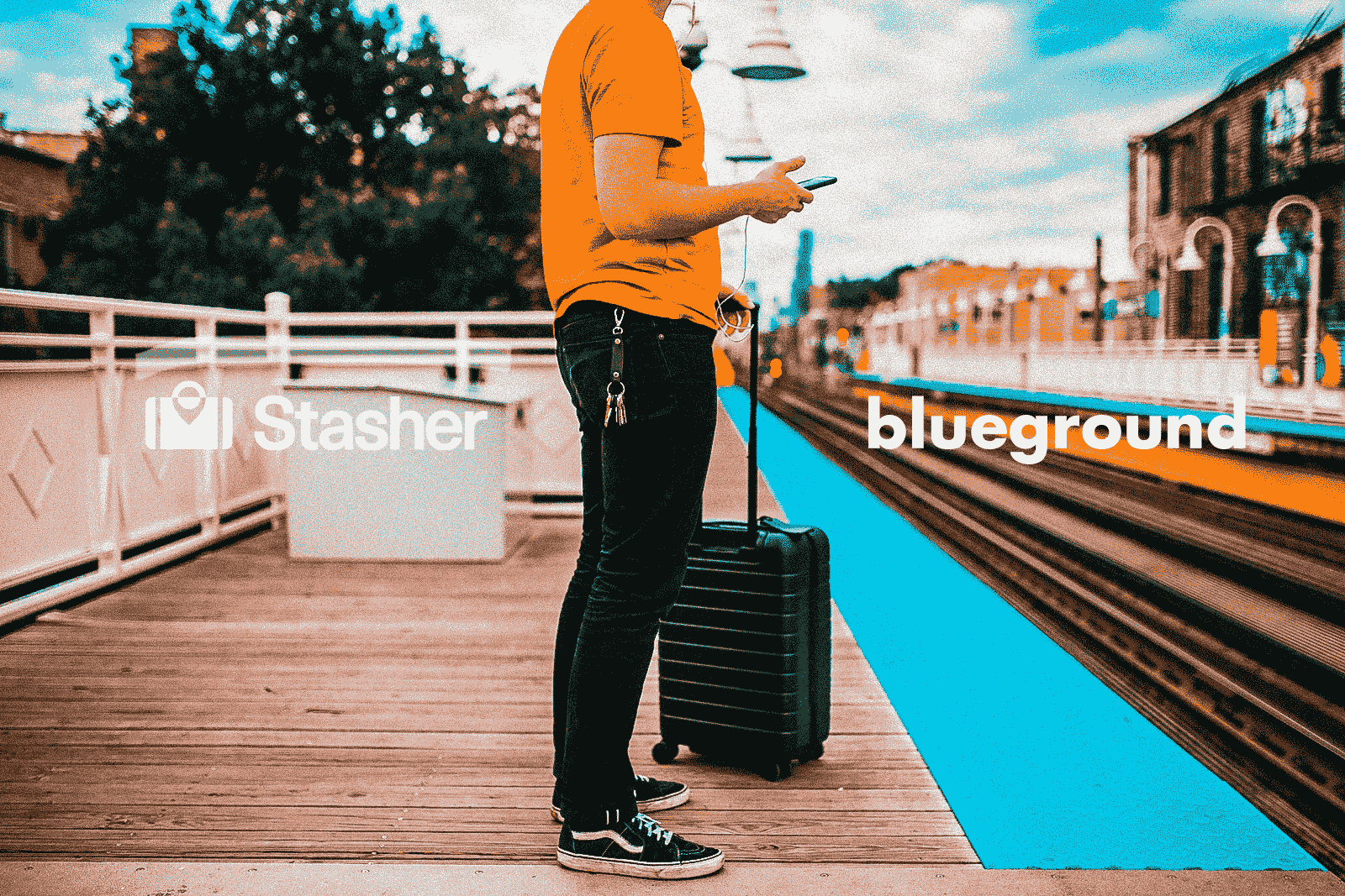 Elevate your Business Trips with Blueground and Stasher