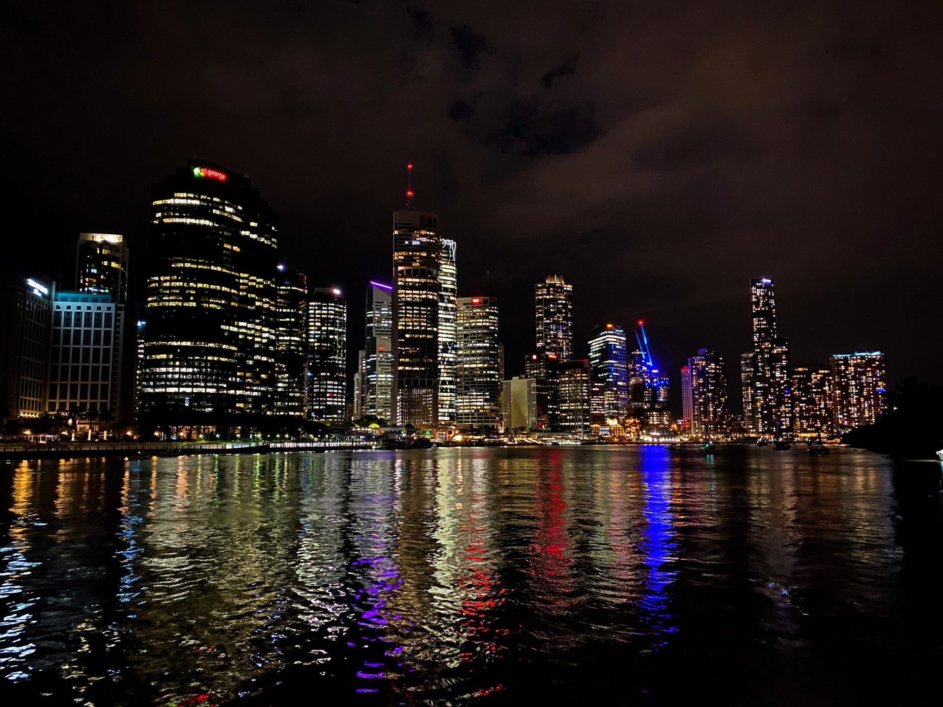 14 Best Things to do in Brisbane at Night